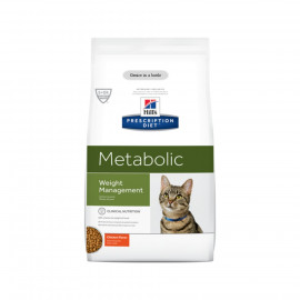 image of Hill's Prescription Diet Metabolic 1.5KG For Cats