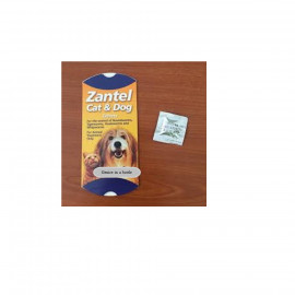 image of PROMOTION ! ! Ubat Cacing Untuk Kucing & Anjing (Zantel)/Tab