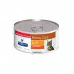 Hill's Prescription Diet® K/D® Feline With Chicken For Cats/Makanan Untuk Kucing