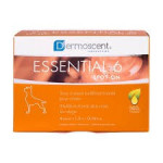 Dermoscent Essential 6 Spot-On Dogs 4 Pip/ Skin And Coat Care (0-10KG)/ Dryness