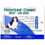 image of PROMTION !! Frontline COMBO Spot On Dog - 3 Pipet