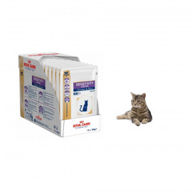 image of 12x Royal Canin Sensitivity Control Feline Chicken & Rice
