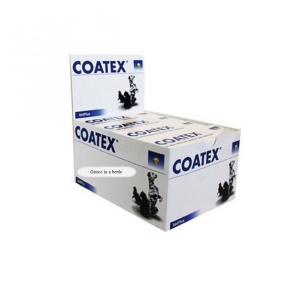 BEST!!! COATEX CAPSULE 240 'S (SKIN SUPPLEMENTS FOR CATS AND DOGS)06/2020