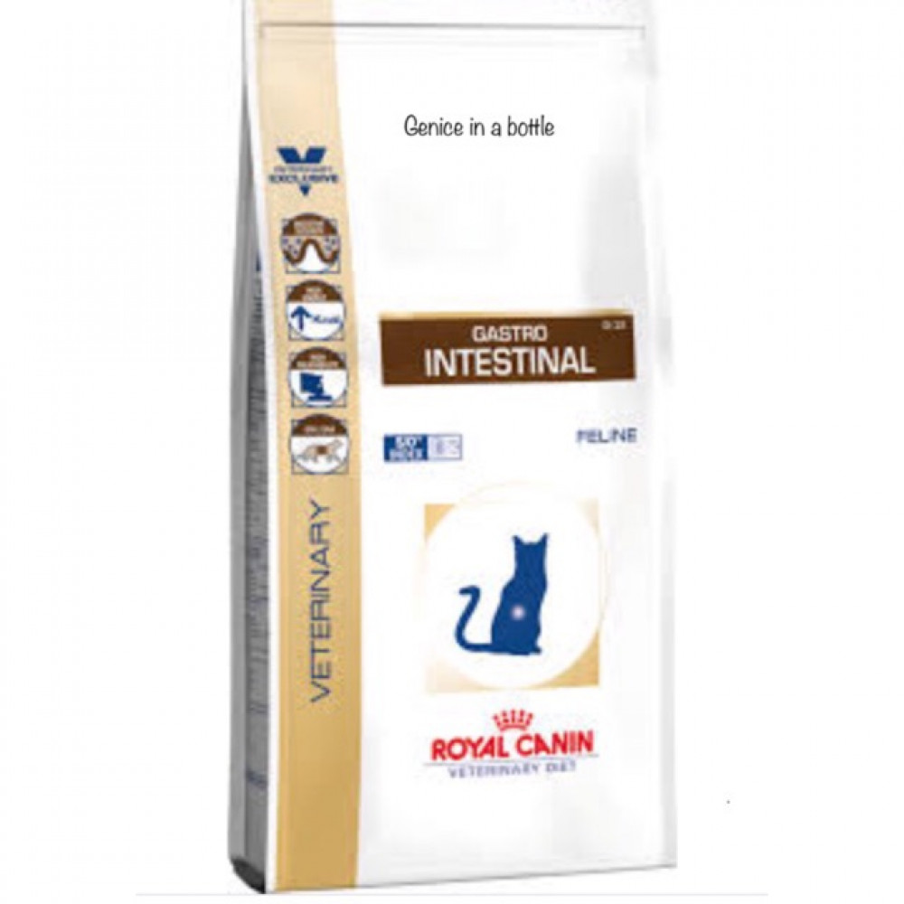 Royal Canine Gastro-Intestinal Dry Food For Cats 2 Kg
