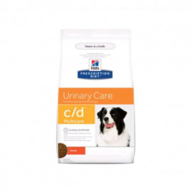 image of READY STOCK ~Hill's® Prescription Diet® C/D® Multicare Canine 12.5 Kg