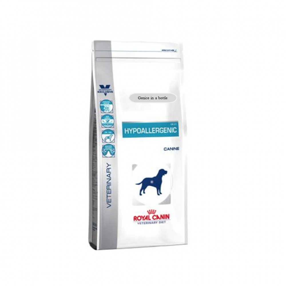 READY STOCK! ROYAL CANIN Hypoallergenic 14kg /Dog Food