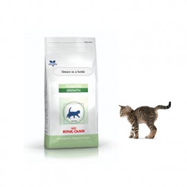 image of Royal Canin Veterinary Diet Feline Growth For Kitten 4kg