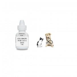 image of EYE DROPS FOR Animal 5 ML/ Untuk Kucing & Anjing