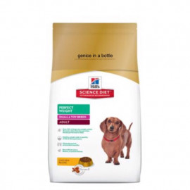 image of Science Diet® Perfect Weight Small & Toy Breed Adult Dog Food - Chicken 6.82 KG