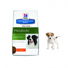 image of Hill's Prescription Diet Metabolic Dry Food For Dog 12.5 Kg ( PRE ORDER )