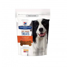 image of Hill's Prescription Diet Soft Baked Canine Dog Treats 340g
