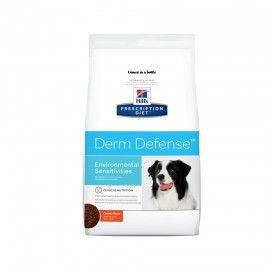 image of Hill's Prescription Diet Derm Defense Canine With Chicken 2.73 Kg ( PRE ORDER )