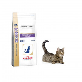 image of Royal Canin Veterinary Diet Cat - Sensitivity Control 1.5kg