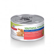 image of Hill's Science Diet Youthful Vitality Adult 7+ Cat Canned Food 82G X 12
