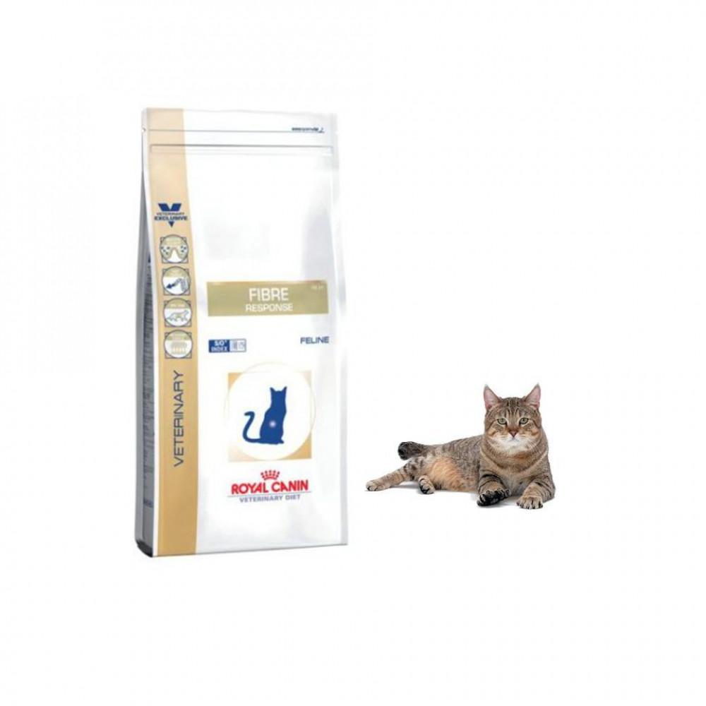 Ready Stock ~ Royal Canin Fibre Response Feline For Cat 4 KG