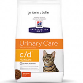 image of Hill's® Prescription Diet® C/D® Multicare For Cat 1.5 KG