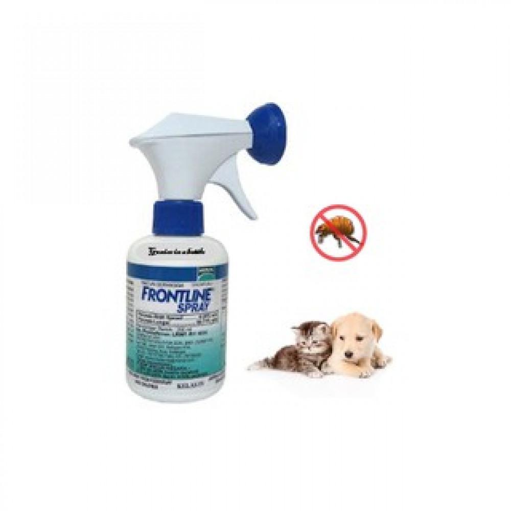 Frontline Spray Fleas & Ticks for Dogs & Cats 250ml
