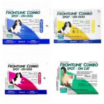 ✅ BEST !!! FRONTLINE combo spot on dog/cat (3 pipets/box)