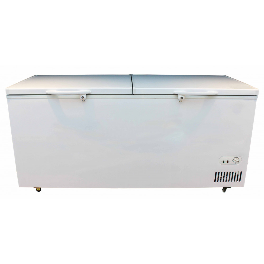 MECK Chest Freezer 600L