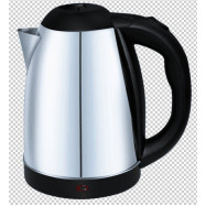image of MECK Jug Kettle Stainles Steel 1.8L (Black)