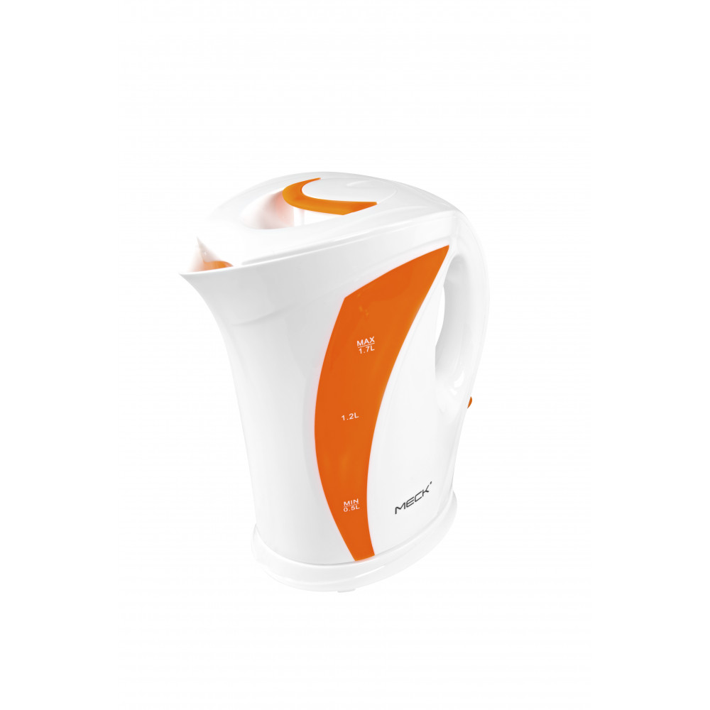 MECK Plastic Jug Kettle 1.7L