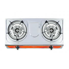 image of MECK Gas Stove (Stainless Steel)