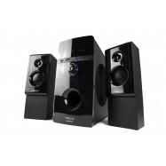 image of Meck Multimedia Speaker 800W USB/MMC CARD/FM/AM TUNER MMS 2208 FL