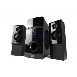 image of Meck Multimedia Speaker 800W USB/MMC CARD/FM/AM TUNER MMS 2208 FL