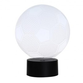image of Free Shipping - 3D COLORFUL FOOTBALL TOUCH LAMP