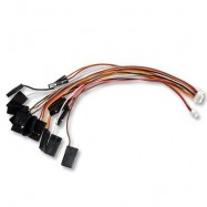 image of 2 X CABLE ACCESSORY OF EMAX NIGHTHAWK PRO 280 EMX - MR - 1571 (COLORMIX) -