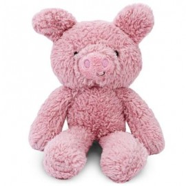 image of STUFFED CUTE PLUSH DOLL TOY BIRTHDAY CHRISTMAS GIFT (PINK) -