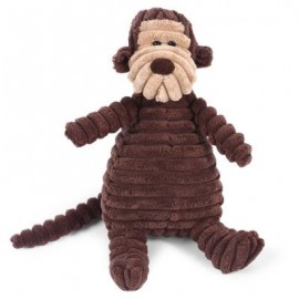 image of STUFFED CUTE PLUSH DOLL TOY BIRTHDAY CHRISTMAS GIFT (BROWN) -