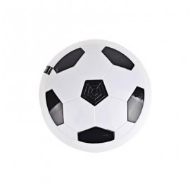 image of ELECTRIC LIGHT SUSPENDED AIR CUSHION FOOTBALL INDOOR AIR FOOTBALL EURO SELLING TOYS (WHITE) 0