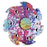 image of GYRO STRESS RELIEVER TOY WITH R188 BEARING FOR OFFICE WORKER (COLORFUL) -