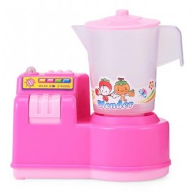 image of BABY KIDS MINI SIMULATION APPLIANCE JUICER EDUCATIONAL PLAY HOUSEKEEPING 16.00 x 16.00 x 8.00 cm