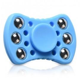 image of FOCUS TOY BALL BEARING FIDGET SPINNER (BLUE) -