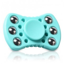 image of FOCUS TOY BALL BEARING FIDGET SPINNER (LIGHT BLUE) -