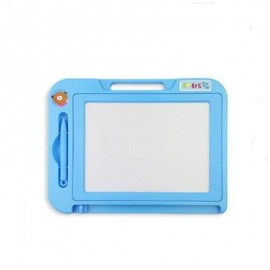 image of CHILDREN MAGNETIC DRAWING BOARD DOODLE TOYS (BLUE) 0