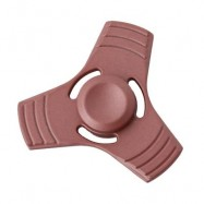 image of THREE-BLADE FINGER SPINNER PRESSURE REDUCING TOY (CHAMPAGNE) -