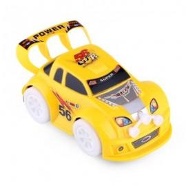 image of UNIVERSAL MUSICAL TURNING RACING CAR ELECTRIC FLASHING VEHICLE KIDS CHRISTMAS GIFT TOY (MULTI) One Size