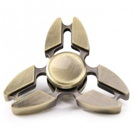 image of TRI SPINNING EDC FIDGET SPINNER RELAXATION TOY 7*7*1.5CM