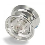 THE NEW PHANTOM ALLOY YO-YO MAGIC FASHION HOT SELLING TOYS (SILVER) 0
