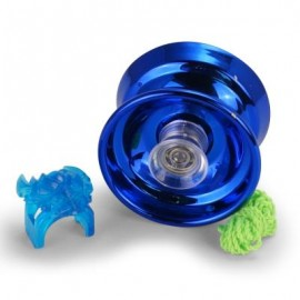 image of THE NEW PHANTOM ALLOY YO-YO MAGIC FASHION HOT SELLING TOYS (BLUE) 0