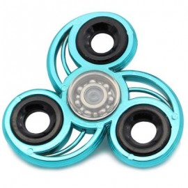 image of STRESS RELIEF FINGER GYRO EDC SPINNER FIDGET TOY -