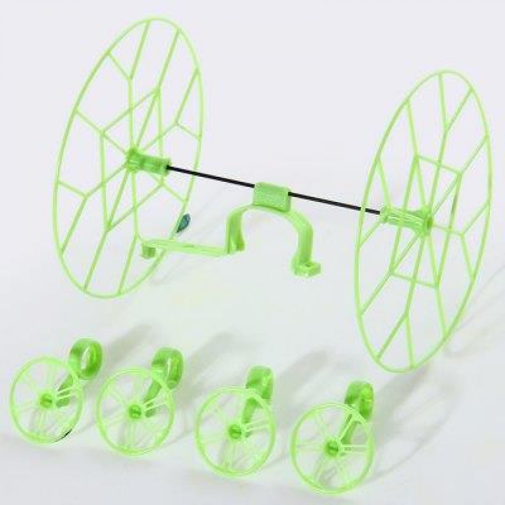 CX - 10 - 004 FLEXIBLE PROTECTION RING SET FOR CHEERSON CX - 10 / CX - 10A JJ810 JJ820 (GREEN) -
