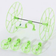 image of CX - 10 - 004 FLEXIBLE PROTECTION RING SET FOR CHEERSON CX - 10 / CX - 10A JJ810 JJ820 (GREEN) -