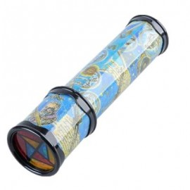 image of MAGIC KALEIDOSCOPE BEST BIRTHDAY GIFT FOR CHILDREN (BLUE) 0