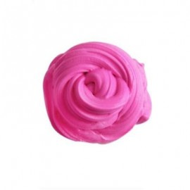 image of COLORFUL SOFT SCENTED STRESS RELIEF SLUDGE KIDS TOY CREATIVE (PINK) 0