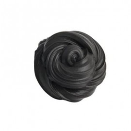 image of COLORFUL SOFT SCENTED STRESS RELIEF SLUDGE KIDS TOY CREATIVE (BLACK) 0