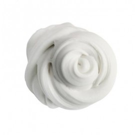 image of COLORFUL SOFT SCENTED STRESS RELIEF SLUDGE KIDS TOY CREATIVE (WHITE) 0